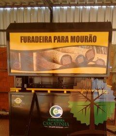 FURADEIRA PARA MOURÃO